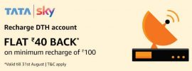 tatasky dth recharge offer
